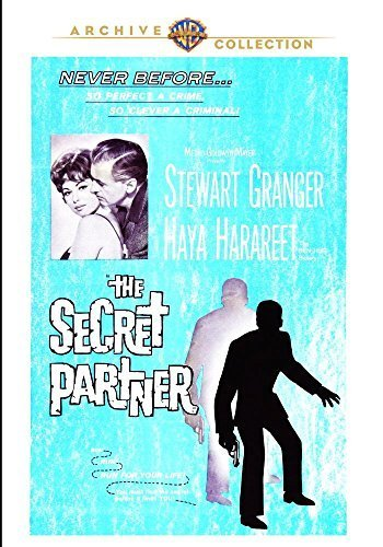 Secret Partner, The by Stewart Granger