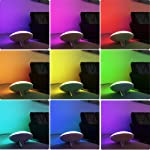 Jellywash Colour Changing Mood Lamp with Remote