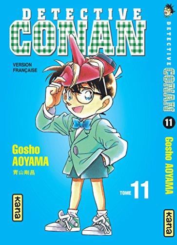 Détective Conan (11) : Volume 11