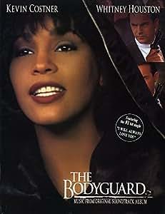 The Bodyguard: Soundtrack. Partitions pour Piano, Chant et Guitare (Boîtes d'Accord)