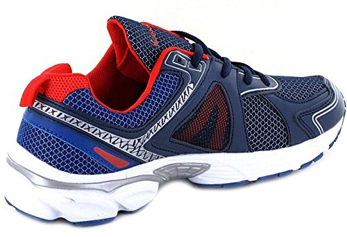 KangaROOS K-Marine, Basses Mixte Adulte K Blue/Fire