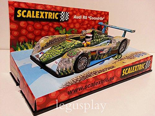 Slot SCX Scalextric 6101 Audi R8
