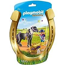 Playmobil 6970 - Pony Stars, Multicolore