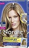 Nordic Blonde - Tono M1 Mechas Radiantes Permanentes - 1 unidad - Schwarzkopf