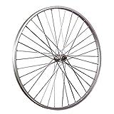 Taylor Wheels 28inch bike front wheel aluminium Nirosta 622-19 36 holes silver