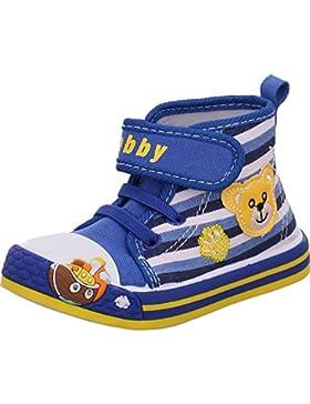 Slobby 43-0053-s1 Blau - Botas para niña