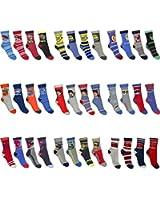 10er Pack Socken Kinder Jungen Mädchen Strümpfe Mix
