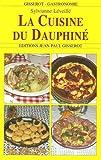 La cuisine du Dauphiné