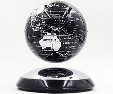 Levitation Technologie Magnetischer rotierenden Globus schwebende Schwebende Erde 6 Zoll