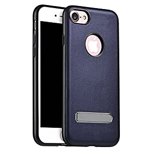 Coque apple iphone 7 pugo top pu leather housse de for Housse protection iphone 7