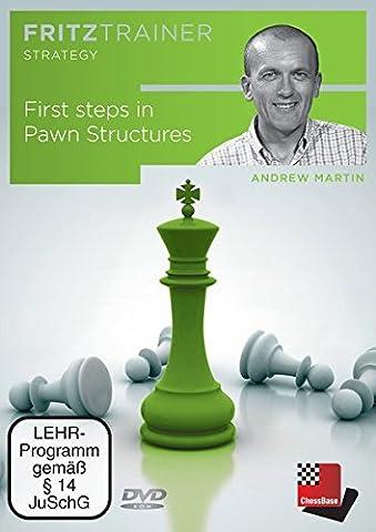 First steps in Pawn Structures: Fritztrainer: interaktiver