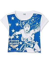 Puma T-shirt pour enfants Wonder women Thé