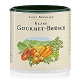 Klare Gourmet-Brühe rein pflanzlich und ohne Geschmacksverstärker, Inhalt 340 g