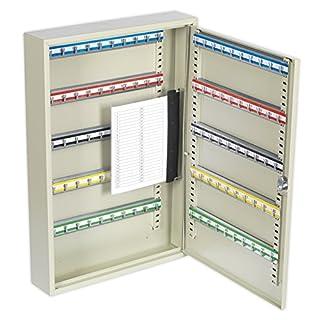 Sealey SKC100 Key Cabinet 100 Key Capacity