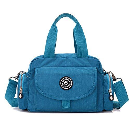 TianHengYi ,  Damen Tasche Sea Blue
