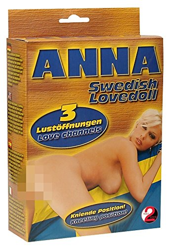 Orion Anna Swedish Love Doll, Liebespuppe