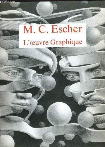 Graphik und Zeichnungen. Eingeleitet und erläutert von M.C.Escher. (Escher-zeichnung)