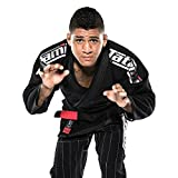 Hyperfly Bjj Gi Capitán Americana Jiujitsu Uniforme Negro Hombre Premium Traje For Sale Boxing, Martial Arts & Mma Other Combat Sport Supplies