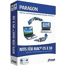 Paragon NTFS for MAC OS X 10