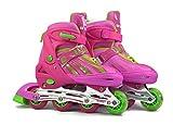 Best Ice Skates - JERN Junior Kids Inline Skates with 6 Pcs Review