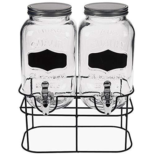 Preisvergleich Produktbild Generic H Stand Getränkegläser,  Geargläser,  Party,  Cold Range,  Vintage,  Doppelglas,  R-Party,  Co,  mit Ständer