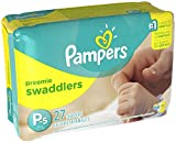 Pampers Swaddlers Diapers - Preemie - 27 ct by Pampers