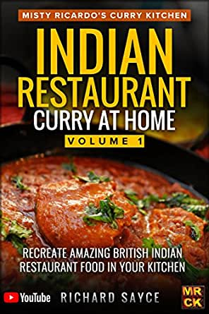 Indian restaurant curry at home volume 1 misty ricardos curry enter your mobile number or email address below and well send you a link to download the free kindle app then you can start reading kindle books on your forumfinder Choice Image