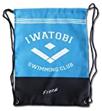 String Backpack – free. – Iwatobi SC Draw Sling bag New anime GE82180