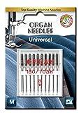 Organ Nadeln # 70/10Universal X 10Nadeln