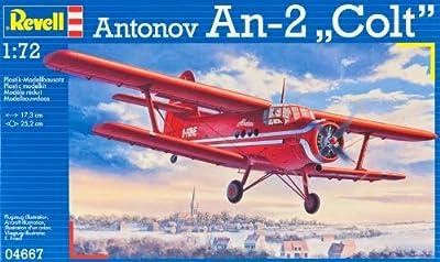 Revell Modellbausatz 04667 - Antonov An-2 Colt im Maßstab 1:72 von Revell
