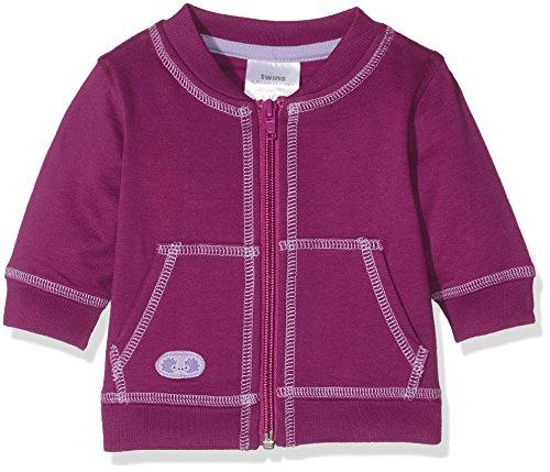 Twins Baby-Mädchen Sweat Jacke, Mehrfarbig (mehrfarbig 3200), 6-9 Monate (Herstellergröße: 74)