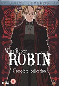 Witch Hunter Robin Complete - Anime Legends [DVD] [2003]