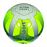 uhlsport Elysia Beach Soccer Fußball Ball, Fluo gelb/Marine/Weiß, 5