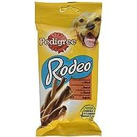 Pedigree SandT Rodeo Beef 8 Sticks (Pack of 12, Total 96 Sticks)