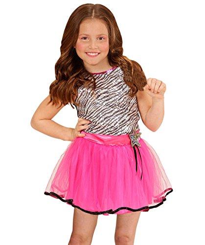 Widmann 49037 Kinderkostüm Pop Star, 140 (Berühmte Sänger Kostüme)