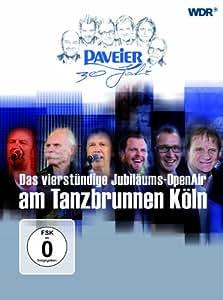 30 Jahre Paveier - OpenAir Tanzbrunnen Köln [2 DVDs]