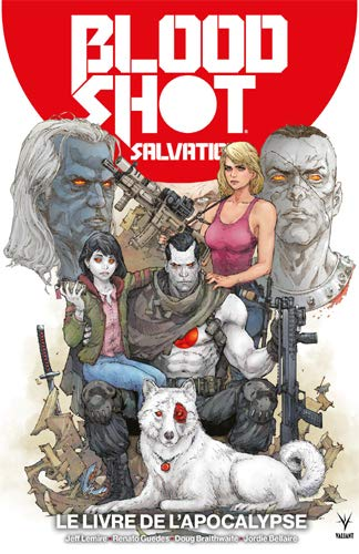 BloodShot Salvation, Tome 2