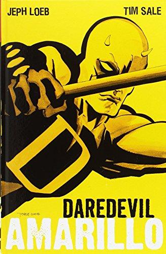 Daredevil: amarillo editado por Panini / marvel