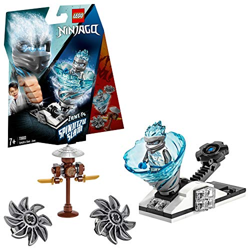 Lego Ninjago - Slam Spinjitzu - Zane, 70683