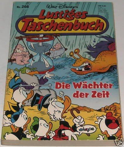 Lustiges Taschenbuch LTB Nr. 208 - Die Wächter der Zeit
