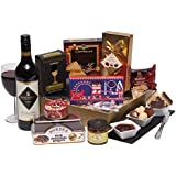 Ultimate Hamper For Him - Men's Hampers & Birthday Hampers - Food & Wine Gifts