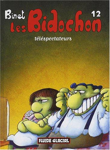 Les Bidochon, Tome 12 : Téléspectateurs (Petit format)