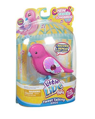 Little-Live-Pets-28232-Tweet-Talking-Birds-Single-Pack
