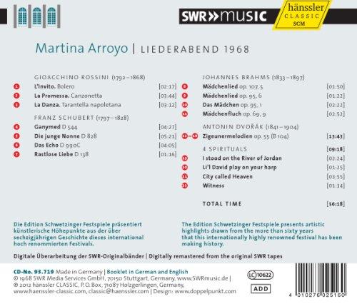 Liederabend 1968
