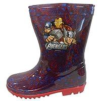 Marvel Avengers Boys Wellington Rain Boots