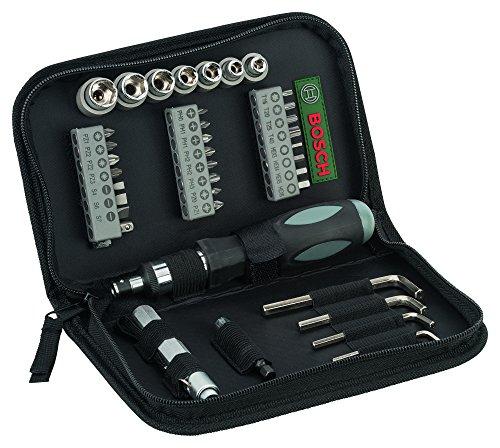 Bosch 38pc Screwdriver Set