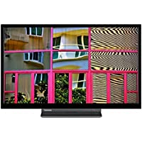 "Toshiba TV Intelligente 24WL3C63DG 24"" HD Ready LED WiFi Noir"
