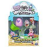 Hatchimals à Collectionner - 6045503 – Jouet enfant - Playset Toboggan Saison 5 + 1 figurine