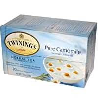 TWINING TEA TEA CAMOMILE, 20 BG