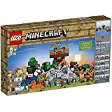 LEGO - 21135 - LEGO Minecraft - Jeu de Construction - La Boîte de Construction 2.0